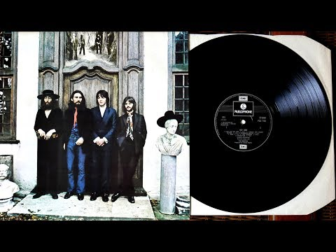 The Beatles - Hey Jude - Compilation Album - Vinyl Unboxing