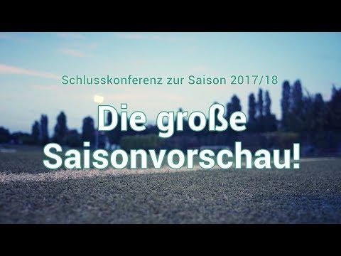 Saisonvorschau 2017/18 mit Tobias Escher und Martin Schneider