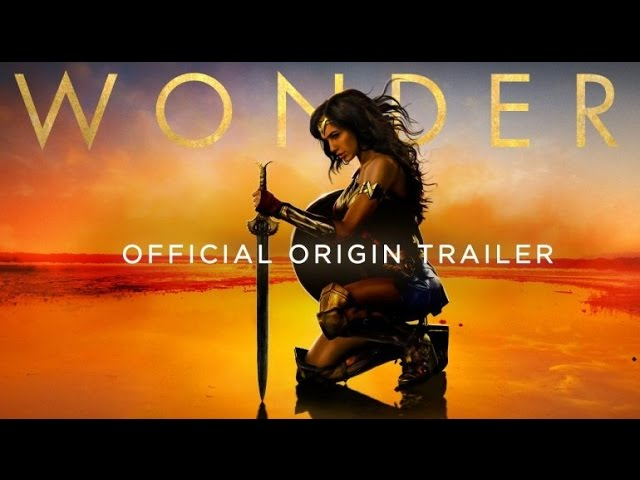 Wonder Woman - Official Origin Trailer (Gr Subs)