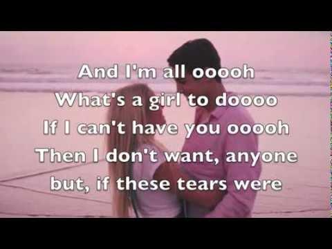 Notice Me - Alli Simpson (Lyrics)