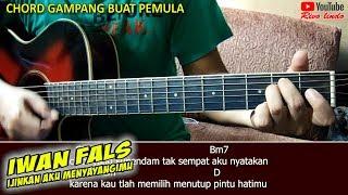 Iwan Fals - Ijinkan Aku Menyayangimu (TUTORIAL CHORD VERSI MUDAH)