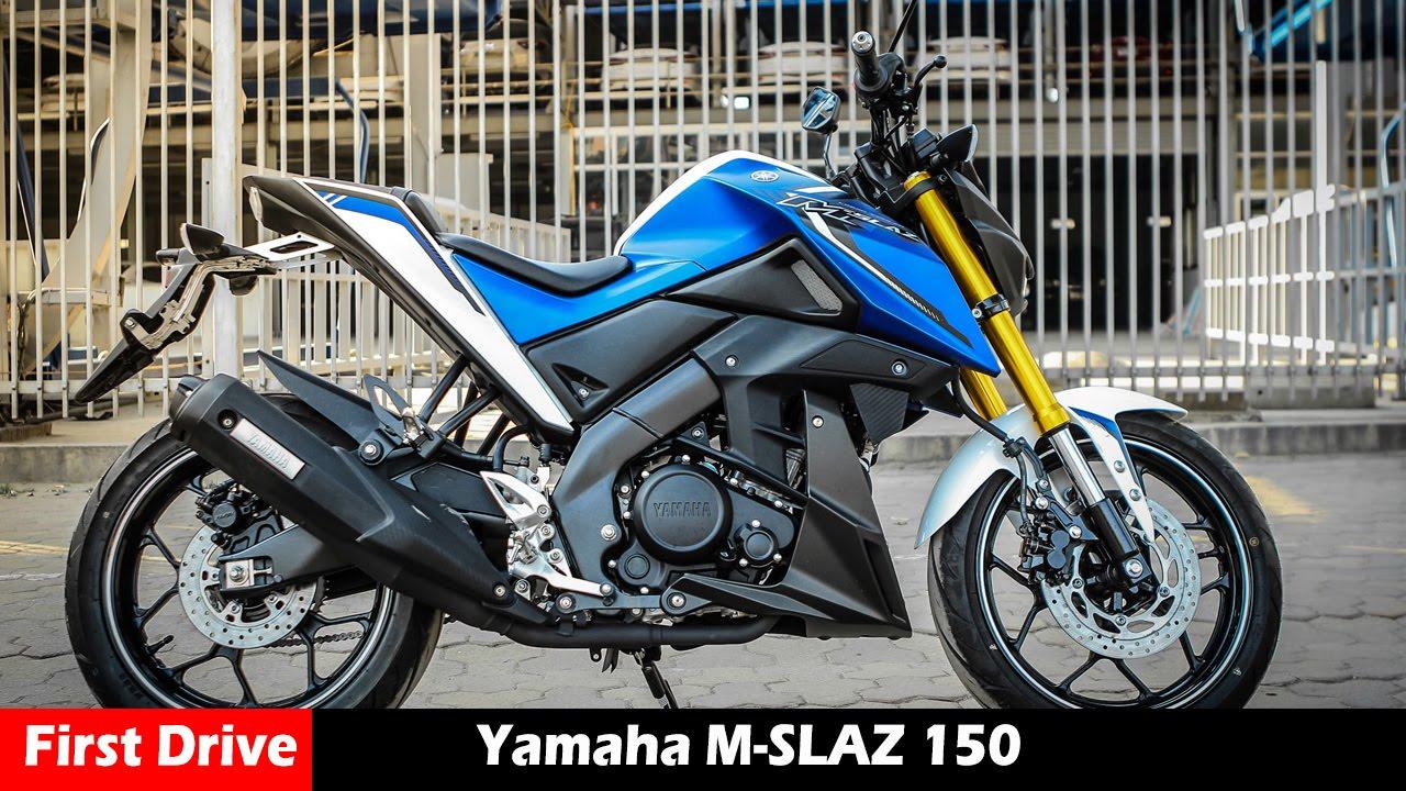 Yamaha M Slaz Youtube