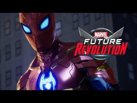 MARVEL Future Revolution - Multiverse story trailer - YouTube