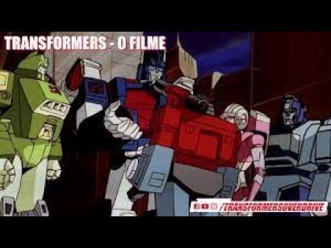 Transformers - O Filme (1986 - Remasterizado)
