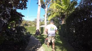 T SHIRT GIVEAWAY + Lawn Mowing + New Drone Channel