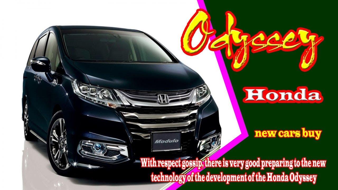 2020 Honda Odyssey Awd Touring Elite New Cars