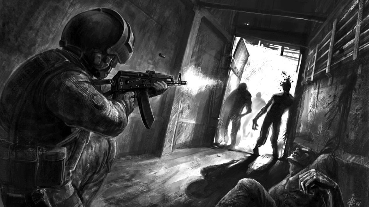 зомби режим в пойнт бланк