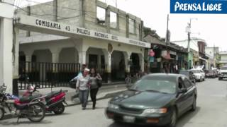 Bandas asechan a estudiantes en Huehuetenango