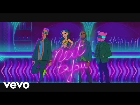 Becky G, Digital Farm Animals - Next To You Part II ft. Rvssian, Davido