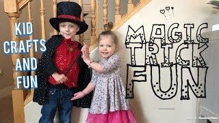 Magic Trick FUN!!