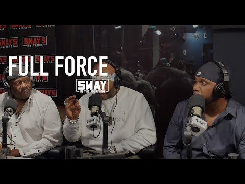The Legendary Full Force Crew Candidly Speak on Working with Selena, James Brown, Rihanna & More!