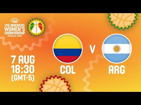 Colombia v Argentina - 3rd Place Game - Full Game