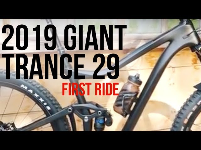 Giant Unveils the 2019 Trance 29, all the details here!