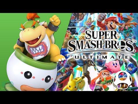 Delfino Plaza Super Mario Sunshine New Remix - Super Smash Bros Ultimate Soundtrack