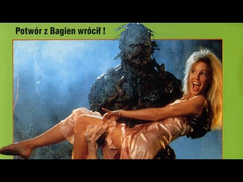 The Return of Swamp Thing (1989) - trailer