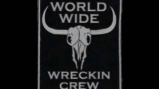 The Meteors - Wreckin Crew (wwwc version)