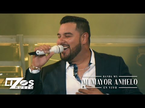 BANDA MS – MI MAYOR ANHELO (EN VIVO) CDMX
