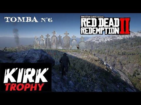 Red Dead Redemption 2 - Dove Trovare le tombe dei compagni caduti (Trofeo Un minuto di silenzio)
