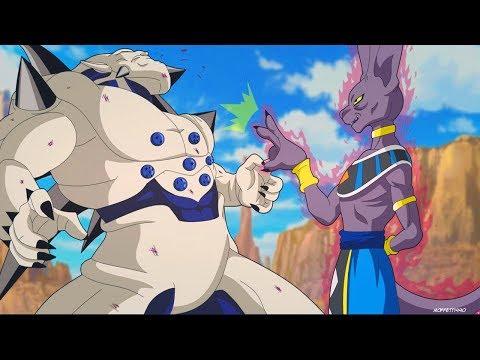 Omega Shenron in Upcoming Dragon Ball Anime