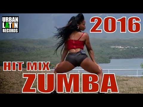 ZUMBA 2016 ► LATIN DANCE  PARTY HITS ► MERENGUE, REGGAETON, SALSA,BACHATA, LATIN FITNESS DANCE