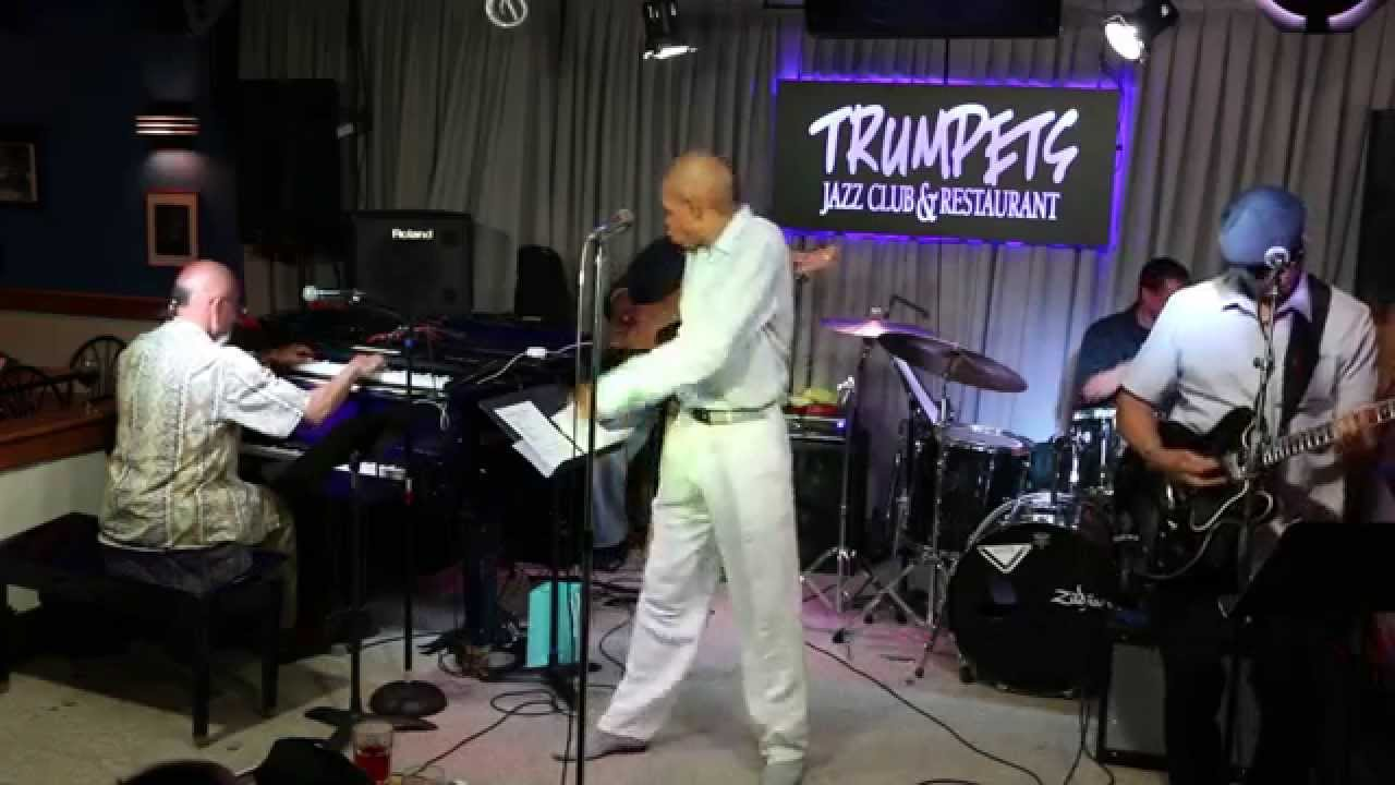 MVI 1083 Ty Stephens and Soul Jazz at The Trumpets Jazz Club, 07/27 ...