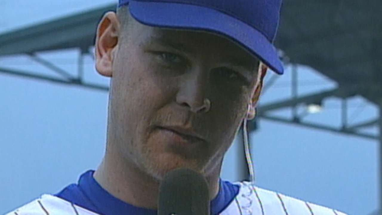 ac0cb790371 Kerry Wood discusses his 20-strikeout performance - YouTube