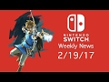 Switch Weekly News - 2/19/17