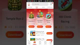 Game store 9apps for best android  smart phone apps