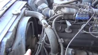 Уаз Патриот-9-серия. Система охлаждения.  Газовое оборудование.