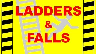 Ladders & Falls - Safety Training Video - Prevent Fatal Accidents on Ladders