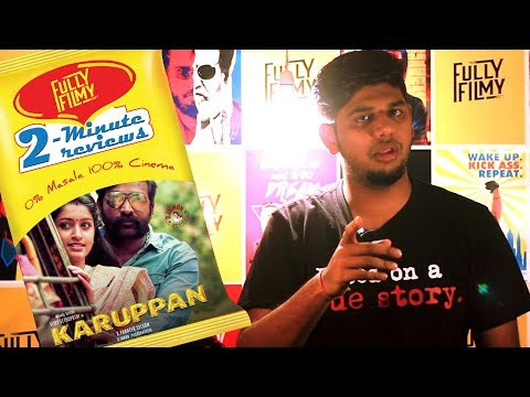 Karuppan 2- Minute Review | Fully Filmy