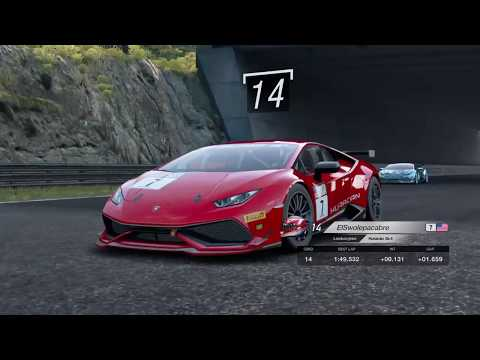 GT Sport - FIA Nations - One Make - taking pole position with authority