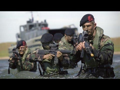 De Geschiedenis van het Korps Mariniers