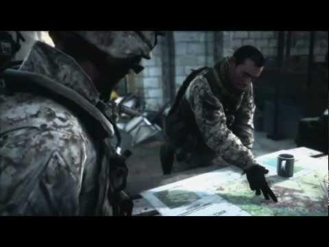 Battlefield 3 Fan Trailer (E.S. Posthumus - Arise)