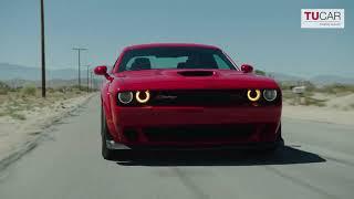 Tucar: promo video Dodge Challenger