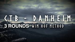 WIM HOF METHOD 3 rounds || Conscious TRANCE BREATHWORK || Viking music