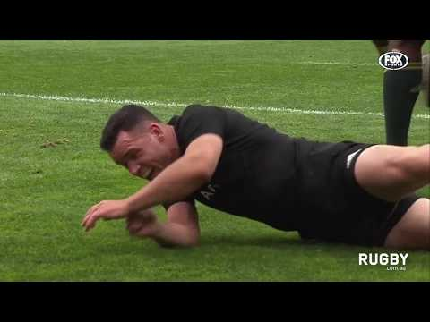 The Rugby Championship 2017: Springboks vs All Blacks