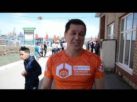 """Зариф Байгускаров принял участие в традиционном пробеге """"Куянтау-Баймак"""""""