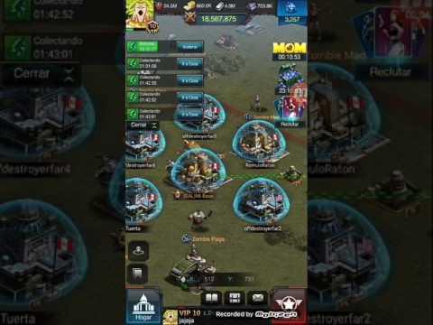 La Mejor Estrategia Para Ganar Diamantes En Last Empire War Z