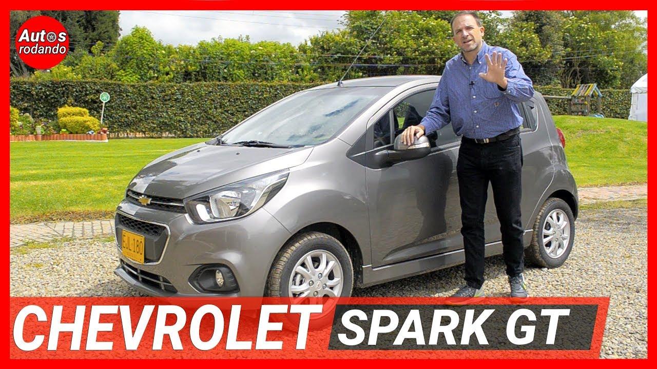 Chevrolet Spark Gt 2019 Mas De Lo Que Piensas Youtube