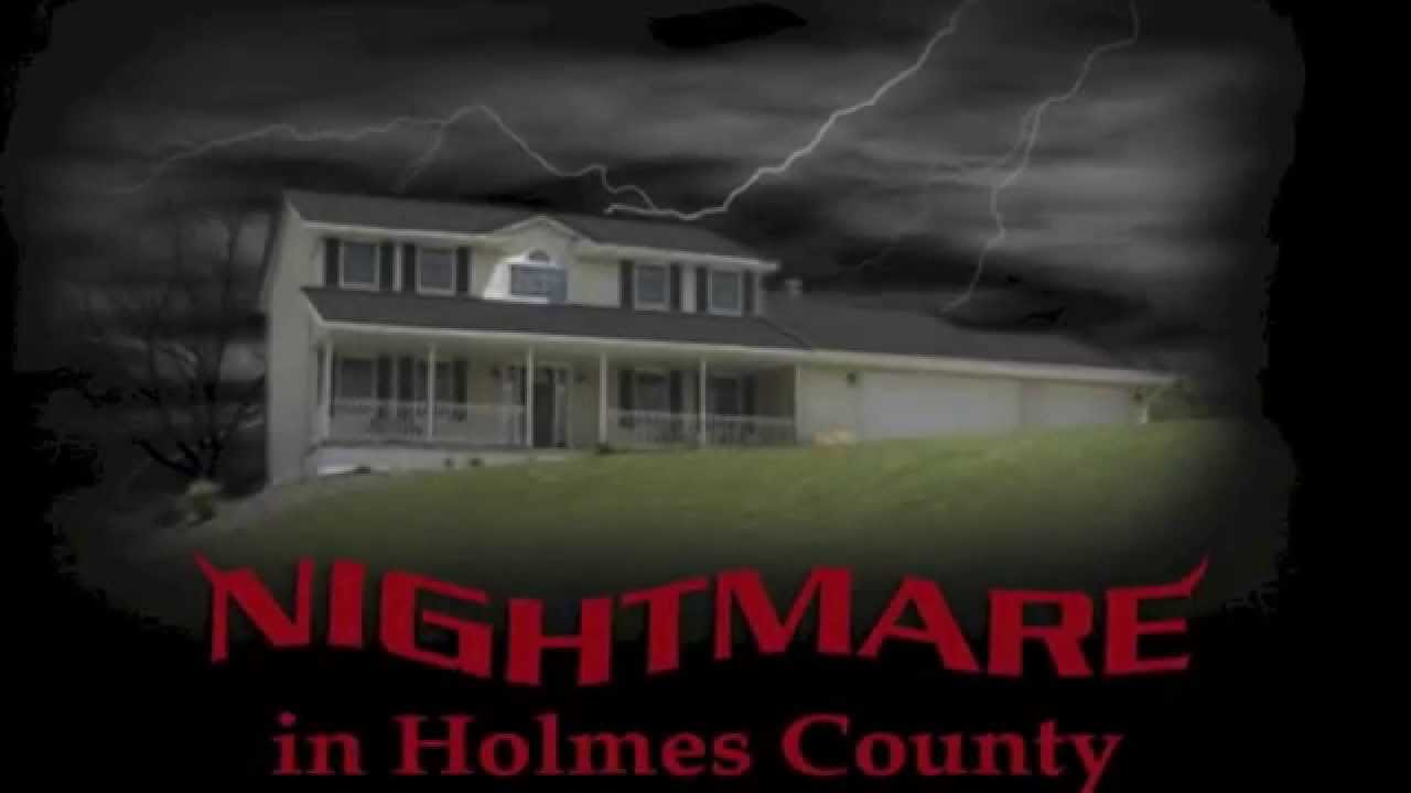 Holmes County Spook House