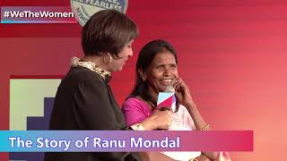 Ranu Mondal's Story: Lived on a railway platform, heard singing on a train & then her life changed