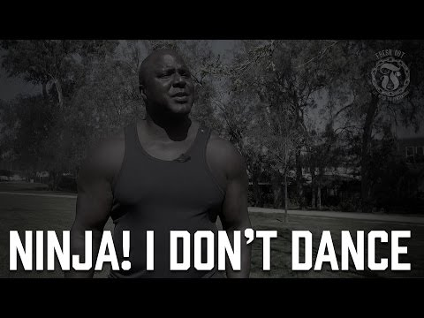 Ninja! I don't dance - Ex Con talks about not selling out - Prison Talk 9.15
