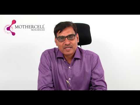 About Mothercell-Dr Karthikeyan B V prof periodontology, KCDS.