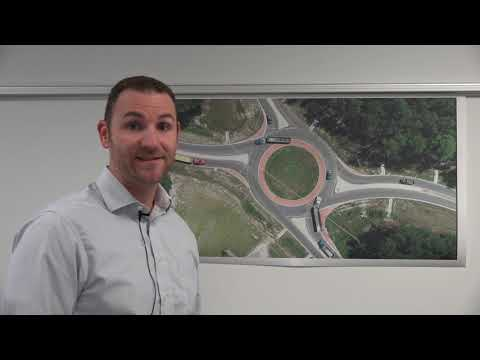 How Does Traffic Flow Through A Roundabout?