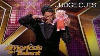 Lioz Shem Tov: You've NEVER Seen Magic Like This Before - America's Got Talent 2018