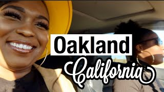 Sunday Funday: Oakland Edition | 1st Time Train Travel