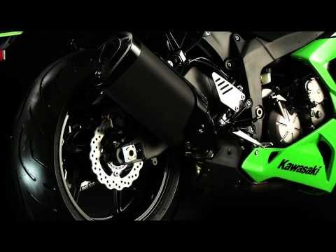 Kawasaki Ninja ZX-6R 636 - Details & Features