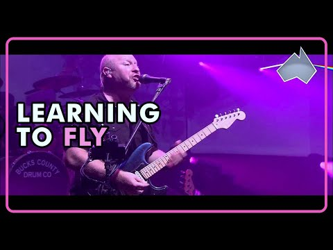 Learning To Fly performed by the Australian Pink Floyd Show