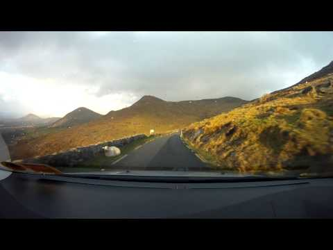 Scenic Drive: Healy Pass, The Beara Peninsula, County Cork/Kerry, Ireland